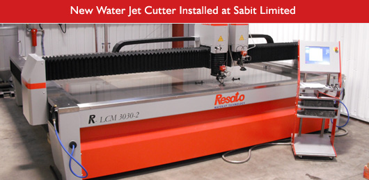 water jet cutting staffordshire